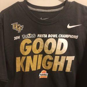Nike Shirts - Nike UCF Knights fiesta bowl champions shirt